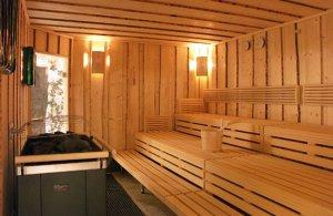 Saunabereich Wellnesspark