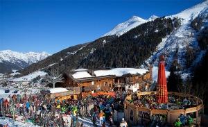 Apre Ski beim Mooserwirt