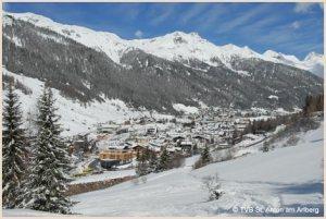 St. Anton im Winter. Ein Ort voller Möglichkeiten (Bild: TVB St. Anton am Arlberg)