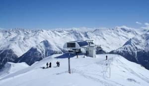 Das Skigebiet Kappl